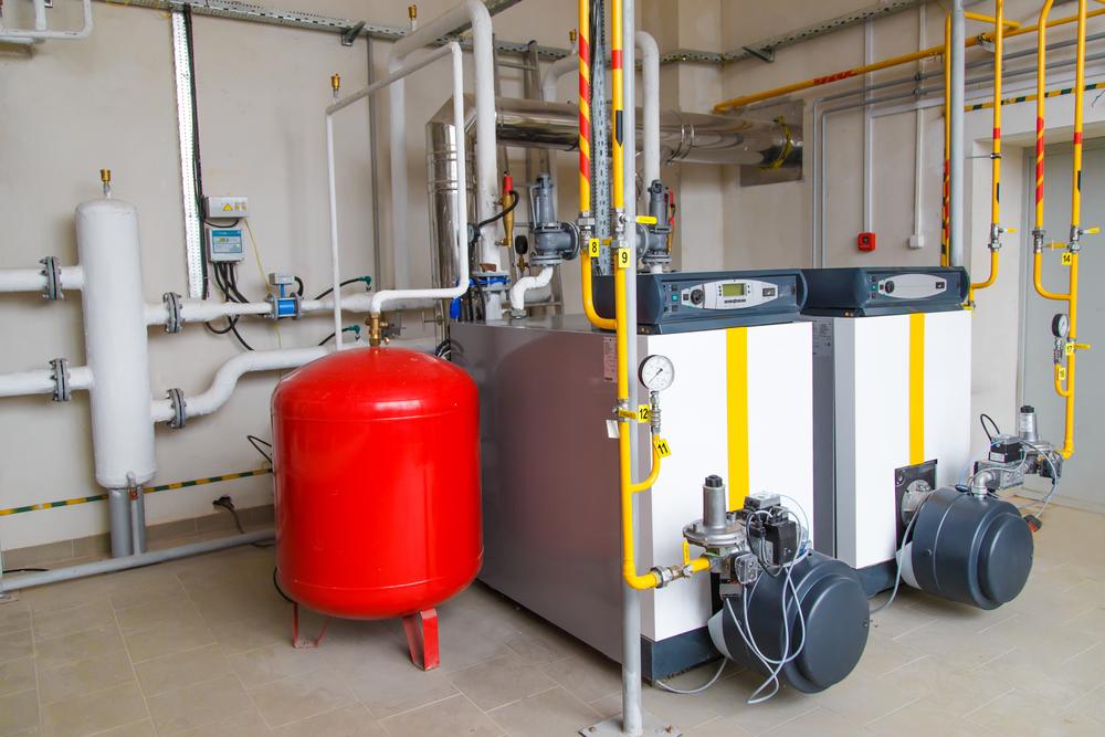 Sistemas centralizados de agua caliente